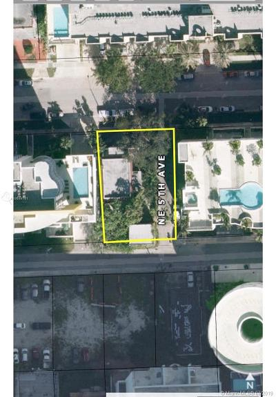 Residential Lots & Land For Sale: 452 NE 30th St
