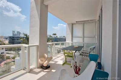 Miami Beach Condo For Sale: 50 S Pointe Dr #805