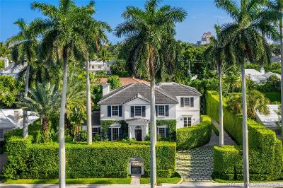 Palm Beach Single Family Home For Sale: 240 Sanford Ave