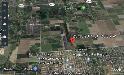 Miami Single Family Home For Sale: Newton