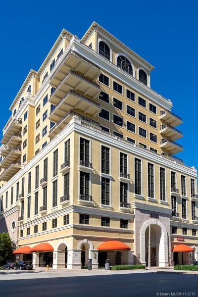 Coral Gables Commercial For Sale: 2020 Ponce De Leon Blvd #1005A