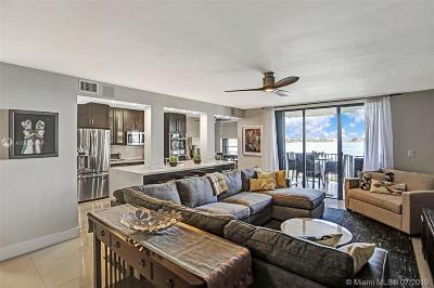 North Miami Condo For Sale: 12000 N Bayshore Dr #204