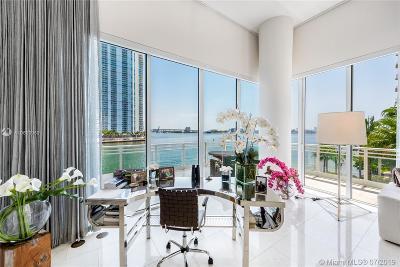Asia Condo, Asia Condominium, Asia Condo For Sale: 900 Brickell Key Blvd #403