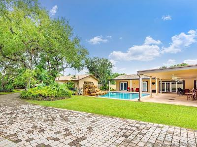Miami Single Family Home For Sale: 6520 SW 72 Ct