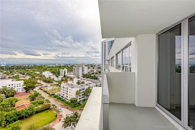 Flamingo, Flamingo South Beach, Flamingo South Beach Co., Flamingo Condo, Flamingo South Beach Cond, Flamingo South Beach I, Flamingo South Beach I Co Rental For Rent: 1500 Bay Rd #1506S