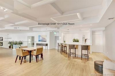 Decoplaage, Decoplage, Decoplage Condo, Decoplage Condominium, The Deco Plage Condo, The Decoplage, The Decoplage Condo, The Decoplage Condominium Rental For Rent: 100 Lincoln Rd #1517