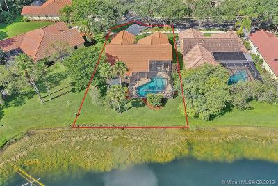 Weston Single Family Home Active Under Contract: 1589 Eastlake Way