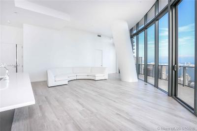 Miami Condo For Sale: 45 SW 9th St #PH4903