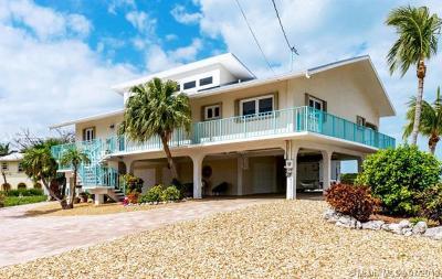 Monroe County Single Family Home For Sale: 359 Stirrup Key Blvd