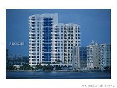 Miami Beach Rental For Rent: 1330 West Ave #2812