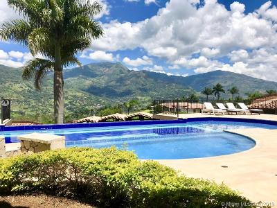 Miami Beach Single Family Home For Sale: Sierra Linda Medellin, Colombia