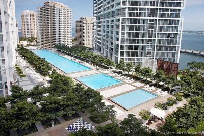 Miami Condo For Sale: 465 Brickell Ave #4304