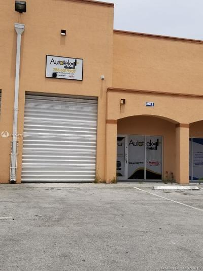 Medley Business Opportunity For Sale: 8050 NW 90th St