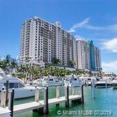 Miami Beach Rental For Rent: 1800 Sunset Harbour Dr #1010