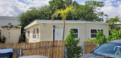 North Miami Beach Single Family Home For Sale: 13664 NE 20 Ave