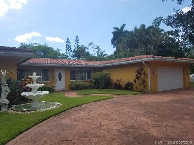 Plantation Single Family Home For Sale: 41 N Fig Tree Lane