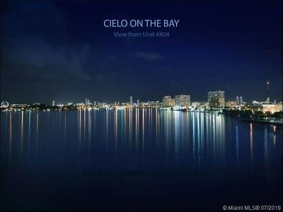 Cielo, Cielo On The Bay, Cielo On The Bay Condo Condo For Sale: 7935 East Dr #804