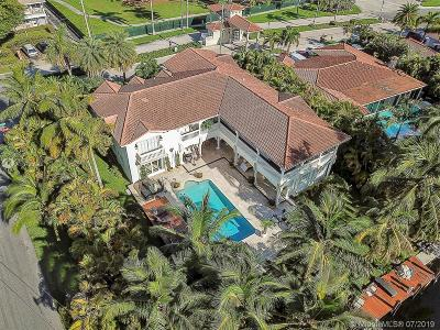 Hallandale Single Family Home For Sale: 431 Layne Blvd