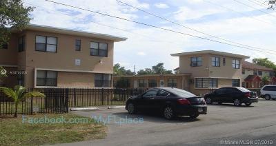 North Miami Beach Multi Family Home For Sale: 1680 NE 151st St