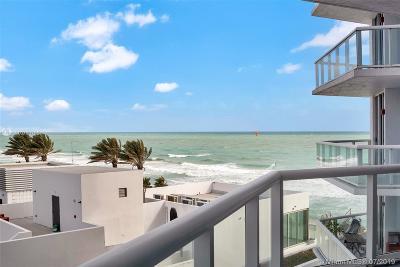 Miami Beach Condo For Sale: 6515 Collins Ave #801