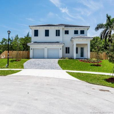 Cutler Bay Single Family Home For Sale: 20541 SW 79th Ct