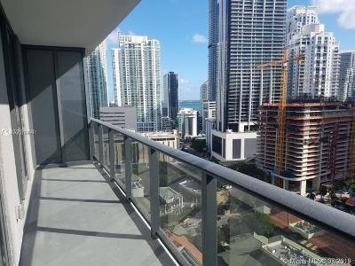 Miami Condo For Sale: 55 SW 9th St #1805