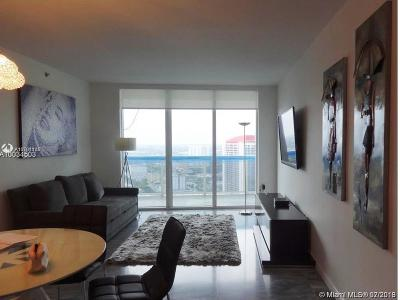 Hallandale Rental For Rent: 1850 S Ocean Dr #3406