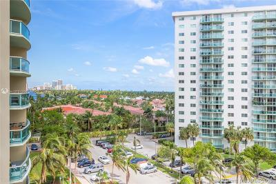 Condo For Sale: 19390 Collins Ave #708