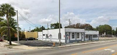 Miami-Dade County Commercial For Sale: 4760/4770 NW 7th Ave