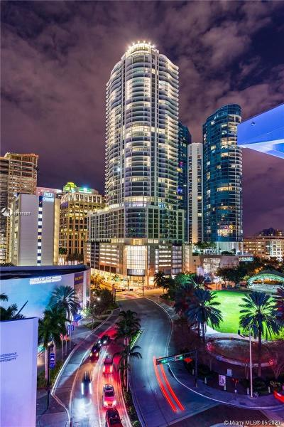 Fort Lauderdale Condo For Sale: 100 E Las Olas Boulevard #4101
