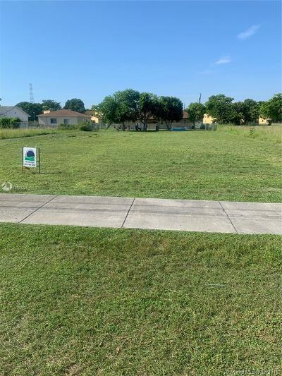 Miami Residential Lots & Land For Sale: 10356 SW 178th St