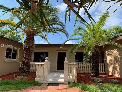 North Miami Beach Single Family Home For Sale: 1990 NE 187th Dr