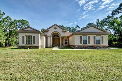 Loxahatchee Single Family Home For Sale: 16363 N 77th Ln N