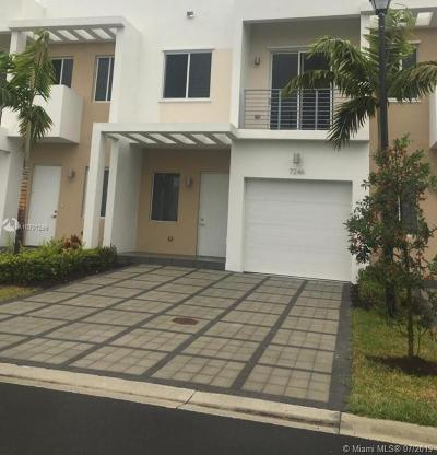 Miami Condo For Sale: 7253 NW 103rd Path #.