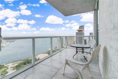 Miami Condo For Sale: 244 Biscayne Blvd #4803