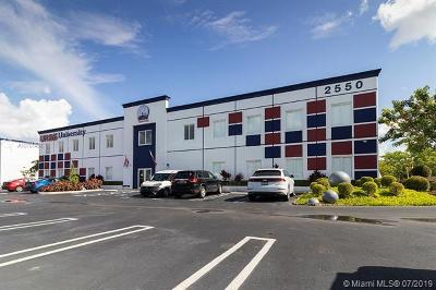 Doral Commercial For Sale: 2550 NW 100 Ave