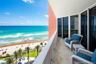 Ocean One, Ocean One Condo Rental For Rent: 19333 Collins Ave #1207