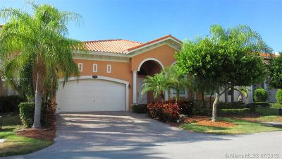 Cutler Bay Single Family Home For Sale: 7666 SW 193rd Ln
