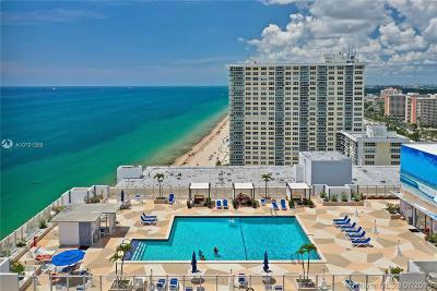 Fort Lauderdale Condo For Sale: 4020 Galt Ocean Dr #506