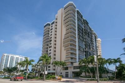Miami Beach Condo For Sale: 6423 Collins Ave #401
