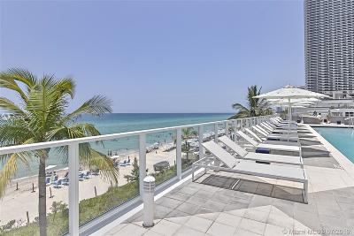 Apogee Beach, Apogee Beach Condo, Apogee Beach Condominium Rental For Rent: 3951 S Ocean Dr #2101