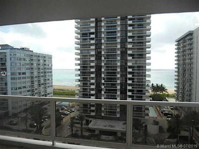 Seacoast 5700, Seacoast 5700 Condo Rental For Rent: 5700 Collins Ave #7N