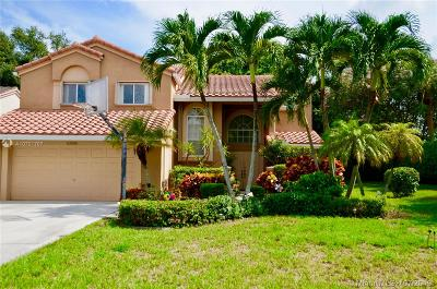 Boca Raton Single Family Home For Sale: 10065 Country Brook Rd