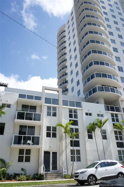 Miami Condo For Sale: 601 NE 23rd St #TH1