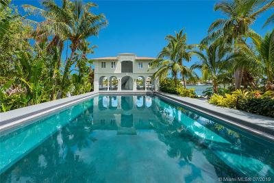 Miami Beach Single Family Home For Sale: 93 Palm Ave