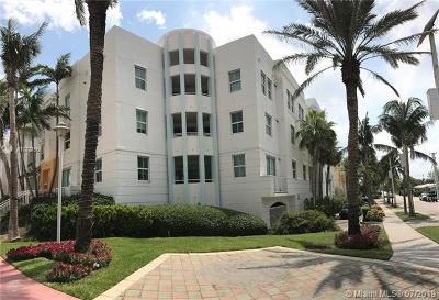 The Waverly At Surfside, The Waverly At Surfside B, The Waverly Rental For Rent: 9172 Collins Ave #412
