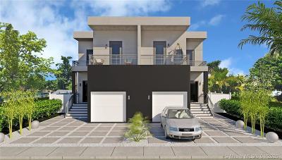 Miami Condo For Sale: 1968 NW 25th Ave #1968