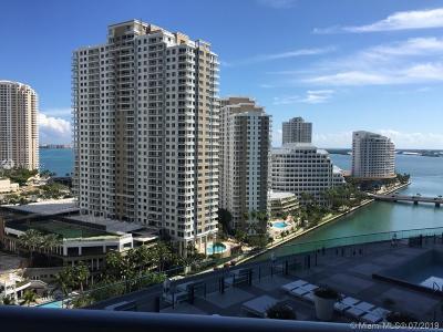 Miami Condo For Sale: 465 Brickell Ave #1705