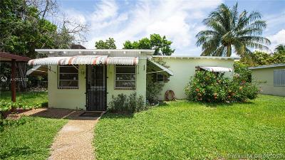 Miami Single Family Home For Sale: 831 NW 140th Ter