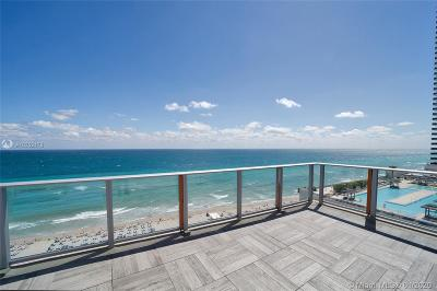 Hollywood Condo For Sale: 4111 S Ocean Drive #4006 (PE